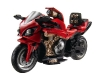 TRANSFORMERS SPEED STARS STEALTH FORCE MOTORCYCLE HIGHWIRE 28760