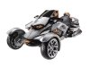 TRANSFORMERS SPEED STARS STEALTH FORCE MOTORCYCLE KNOCKOUT 28761