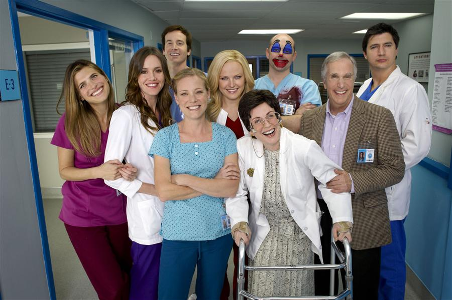 Childrens' Hospital Ep. 212 Photo by Darren Michaels