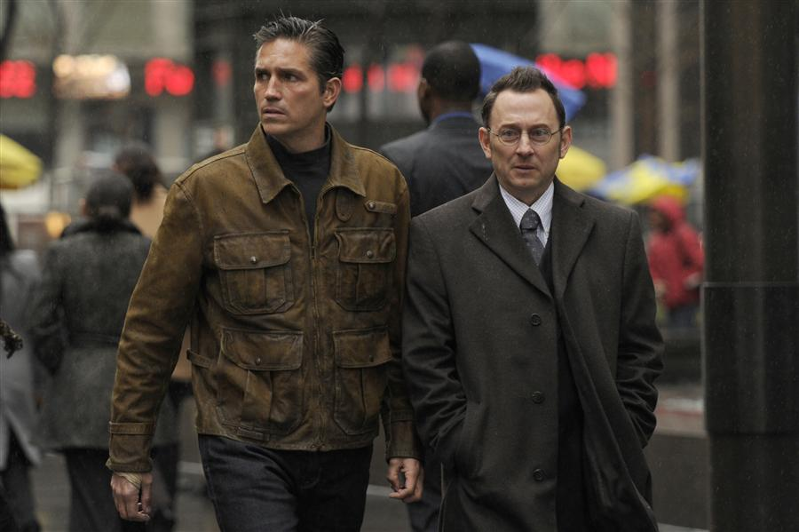 """Person of Interest - """"Pilot"""" - Coverage of day 12 of Production in New York City 4/5/2011. Photo: Jeffrey R. Staab/CBS ©2011 CBS Broadcasting Inc. All Rights Reserved"""