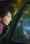 """FRINGE: Astrid (Jasika Nicole) surveys the scene of an accident in the FRINGE Season Four premiere episode """"Neither Here Nor There"""" airing Friday, Sept. 23 (9:00-10:00 PM ET/PT) on FOX. ©2011 Fox Broadcasting Co. CR: Liane Hentscher/FOX"""