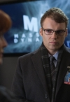 """FRINGE: Lincoln (Seth Gabel, R) asks Nina (Blair Brown, L) about the Cortexiphan supplies in the all-new """"A Better Human Being"""" episode of FRINGE airing Friday, Feb. 17 (9:00-10:00 PM ET/PT) on FOX. ©2012 Fox Broadcasting Co. CR: Liane Hentscher/FOX"""