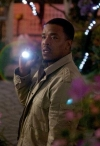 """GRIMM -- """"Lonelyhearts"""" Episode 105 -- Pictured: Russell Hornsby as Hank Griffin -- Photo by: Scott Green/NBC"""