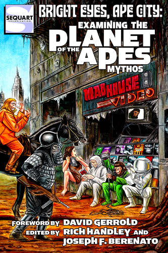 Book Cover: Bright Eyes, Ape City