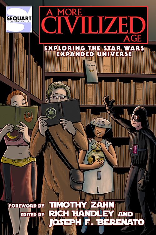 Book Cover: A More Civilized Age