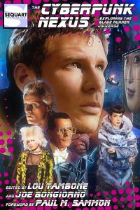 Book Cover: The Cyberpunk Nexus